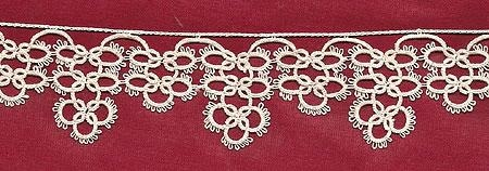 Hand made lace