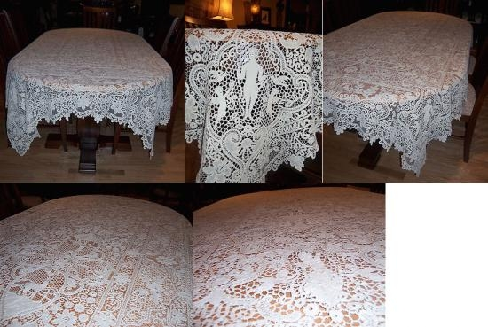 Cantu Tablecloth 64 x 112