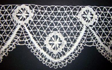 English Cluny Lace