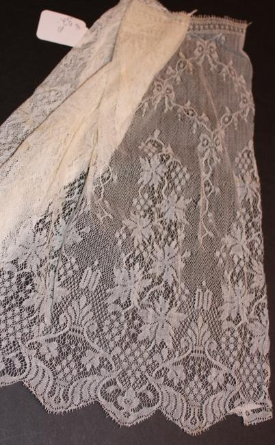 Machine made lace 112