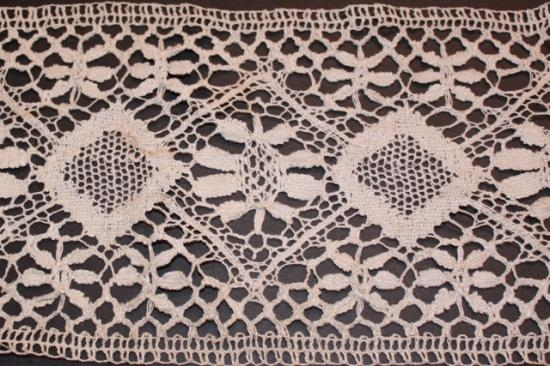Handmade Beguim Torchon Lace 4 yards HM165