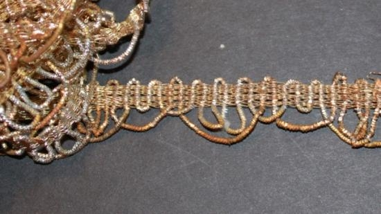 Antique heavy gold trim #17  3/4 inch wide