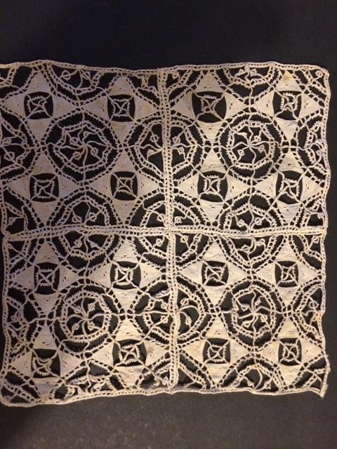 handmade italian point lace