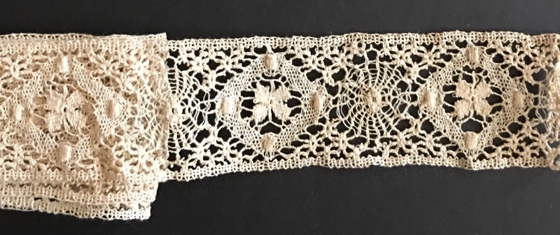 L#30 English Cluny Lace Soft
